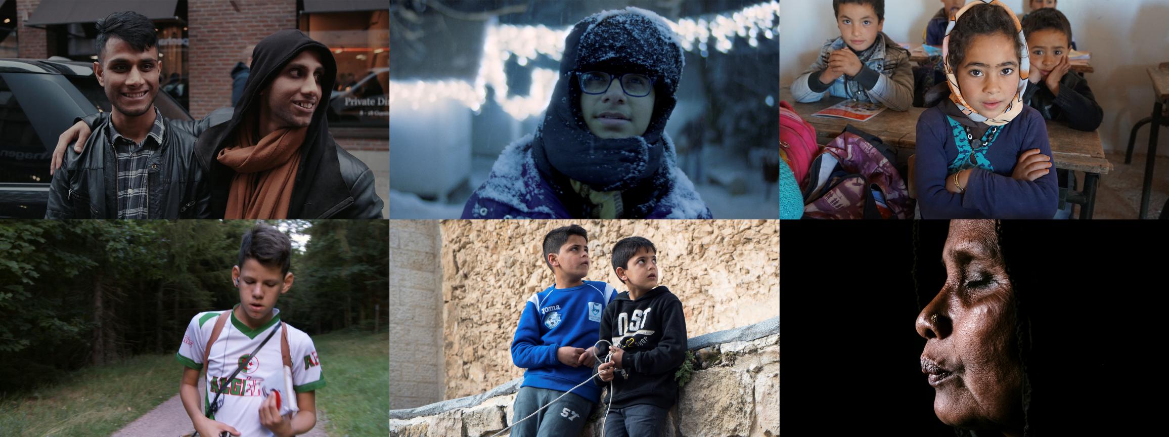 Nominees DOK.fest Award of SOS-Kinderdörfer weltweit